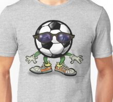 Soccer Cool Unisex T-Shirt