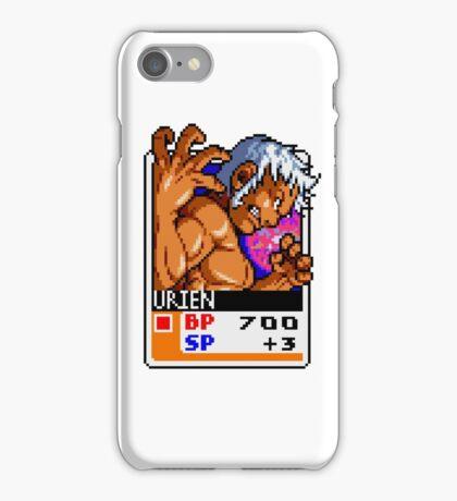 Urien - Street Fighter iPhone Case/Skin