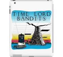 Time Lord Bandits iPad Case/Skin