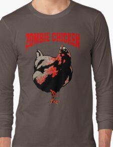 ZOMBIE CHICKEN Long Sleeve T-Shirt
