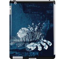 Lionfish Shipwreck iPad Case/Skin
