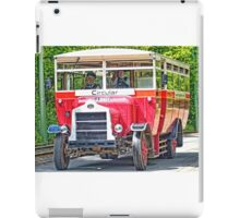Old Bus iPad Case/Skin