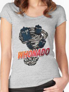 Whonado Women's Fitted Scoop T-Shirt
