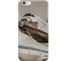 The shuttle iPhone Case/Skin