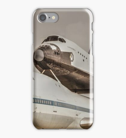 The shuttle iPhone Case/Skin