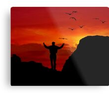 GLORY IN THE HIGHEST~ Metal Print