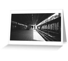 Station Greeting Card