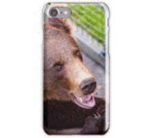 Hot bear iPhone Case/Skin