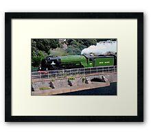 TORNADO A1 Class 60163 Framed Print