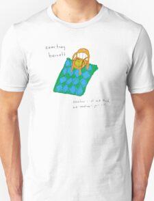 Courtney Barnett 'Sometimes' Album (w/ text) T-Shirt