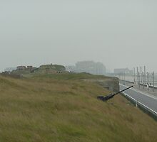 OOSTENDE - THE ATLANTIC WALL by sueottaway
