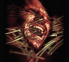 Ten Inch Nails by LaFleureRouge1