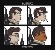 Busterz by JRBERGER