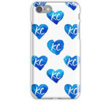 Heart KC iPhone Case/Skin