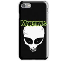 Misfits (Martians) iPhone Case/Skin
