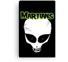 Misfits (Martians) Canvas Print