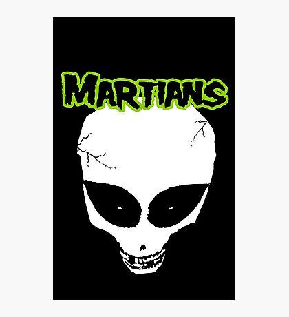 Misfits (Martians) Photographic Print