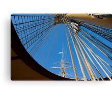 Amerigo Vespucci 01 Canvas Print