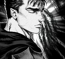 Berserk - Guts by denoro