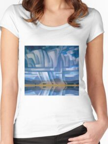 Beautiful Storm Women's Fitted Scoop T-Shirt