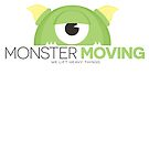 Green Monster Moving by ACImaging