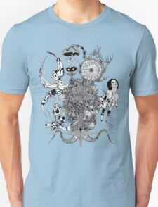 Bearing Ataxic Beings T-shirt T-Shirt