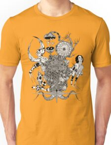 Bearing Ataxic Beings T-shirt Unisex T-Shirt