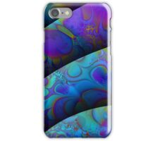 Curvy in Colour iPhone Case/Skin