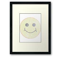 House MD – Smile Framed Print