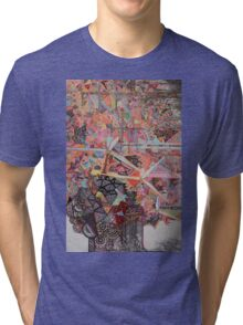 ENERGY - LARGE FORMAT Tri-blend T-Shirt