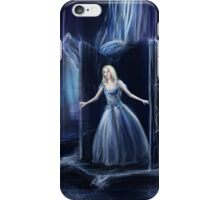 And then she woke up... iPhone Case/Skin
