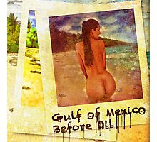 Gulf of Mexico Before Oil Photographic Print