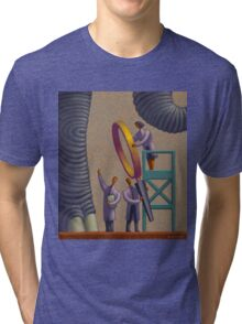 The Elephant in the Room Tri-blend T-Shirt