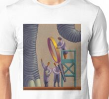 The Elephant in the Room Unisex T-Shirt
