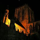 Symphony of dark and light York Minster by patjila