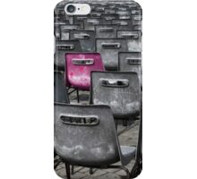 Stand Out from the Crowd iPhone Case/Skin