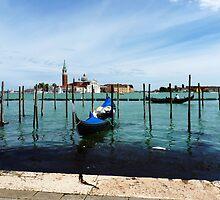 San Giorgio, Venice by artfulvistas