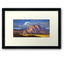 Mt. Carmel Giants Framed Print
