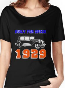 1929 SALOON Women's Relaxed Fit T-Shirt