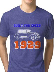 1929 SALOON Tri-blend T-Shirt