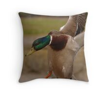 Sweetie Here I Come !!!! Throw Pillow