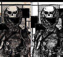 The Original Skull Girl by tagakain