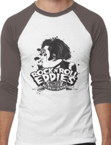 Eddies Delivery service Men's Baseball ¾ T-Shirt