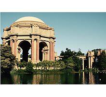 Museum of Fine Arts, San Francisco  Photographic Print