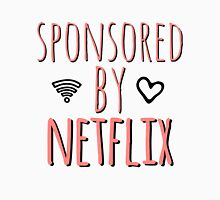 Sponsored By Netflix Womens Fitted T-Shirt
