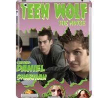 Teen Wolf - The Movie III iPad Case/Skin