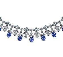 Socialite Sapphire Stunner by eldonshorey