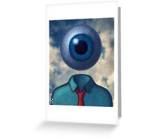 Eye'm Watching You Greeting Card