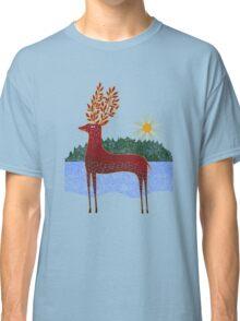 Deer in Sunlight Classic T-Shirt