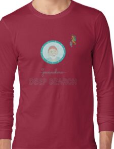 The Life Aquatic (Steve Zissou) Long Sleeve T-Shirt